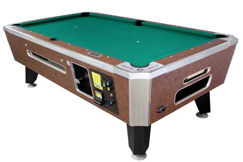 Valley panther zdx pool table cash cow vending llc for 10 in 1 pool table